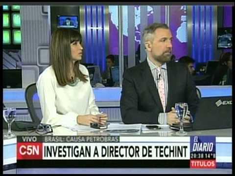 C5N - Causa Petrobras: Investigan al director de Techint