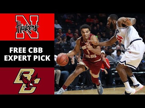 Boston College vs. Nebraska Free College Basketball Expert Pick 11/29/17