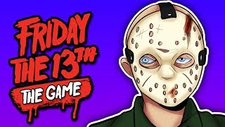 NEW PART 4 JASON! | Friday The 13th: The Game (ft. Gorilla & Dracula)