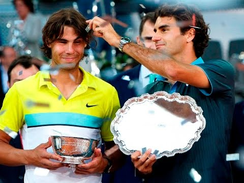 Thumbnail: Rafael Nadal and Roger Federer - 11 Years of Rivalry (HD)