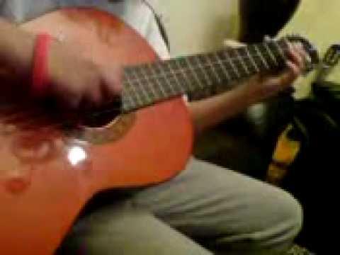 mozart- minuet guitar cover