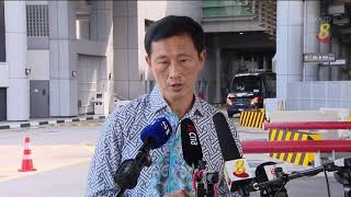 王乙康:机场冲击大 接下来将重点处理航空课题 - YouTube