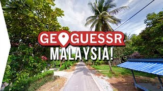 Tourists in our Own Country! ► GeoGuessr & Stories - Visit Malaysia 2020 & Happy Merdeka