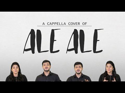 Ale Ale | A Capella Cover | By Anudeep Dev Ft Lipsika