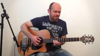 Gravity (John Mayer) - Acoustic Guitar Solo Cover (Violão Fingerstyle)