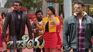 Odeya Songs Shooting   Teaser Update   Darshan Thoogudeep   Raghavi Thimmayya   Sandesh Nagaraj  