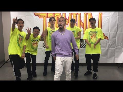 SHOがDOBERMAN INFINITYと幕張メッセにてボボボボウズ!!SHO FREESTYLE TV Part 525