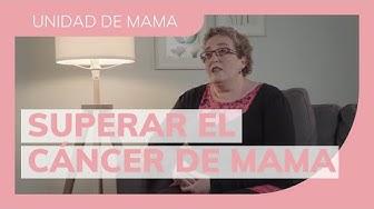 Imagen del video: Teresa Pereira y el Cáncer de Mama, relato de su experiencia