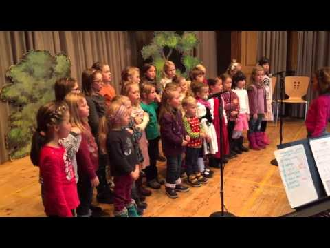 Kinderchor Musikschule Giswil-Lungern
