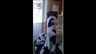 Part 2 - Making the Body of Hooved Animals (ie: Cow, Moose, Giraffe etc)