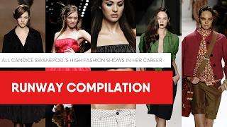 CANDICE SWANEPOEL: HF RUNWAY COMPILATION   Part. 1