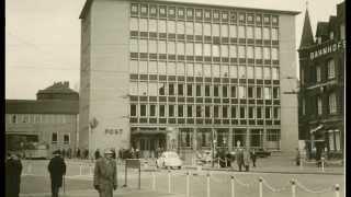 Hildesheim nach dem  22.März 1945  Teil 1 Hilmessen Niedersachsen Stadt Kehrwiederturm Hafen Gut