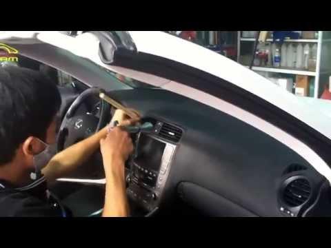 Chăm sóc xe hơi Hà Nội - Vệ sinh và bảo dưỡng nội thất