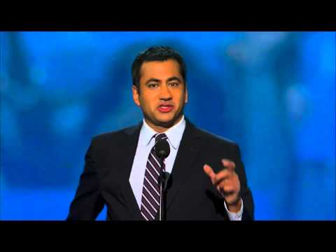 Actor Kal Penn Urges Youth to Vote at DNC 2012