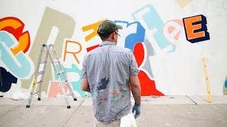 J.Crew painting