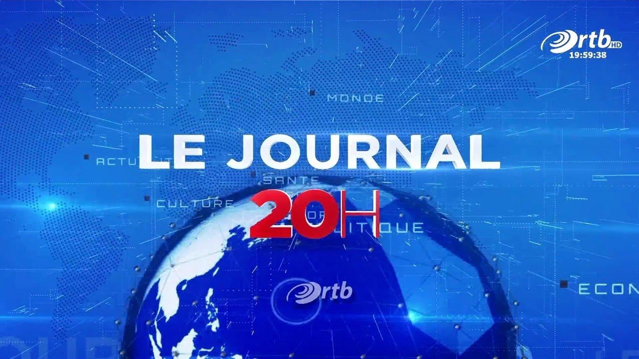 JT 20h du Dimanche 10 janvier 2021 avec Prévert NOUTEHOU