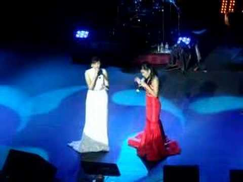 Rachelle Ann Go and Sarah Geronimo (Tell Him) Toronto