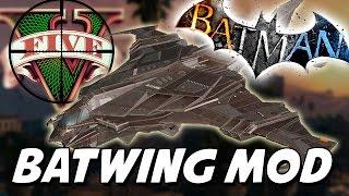 GTA V – BATWING MOD