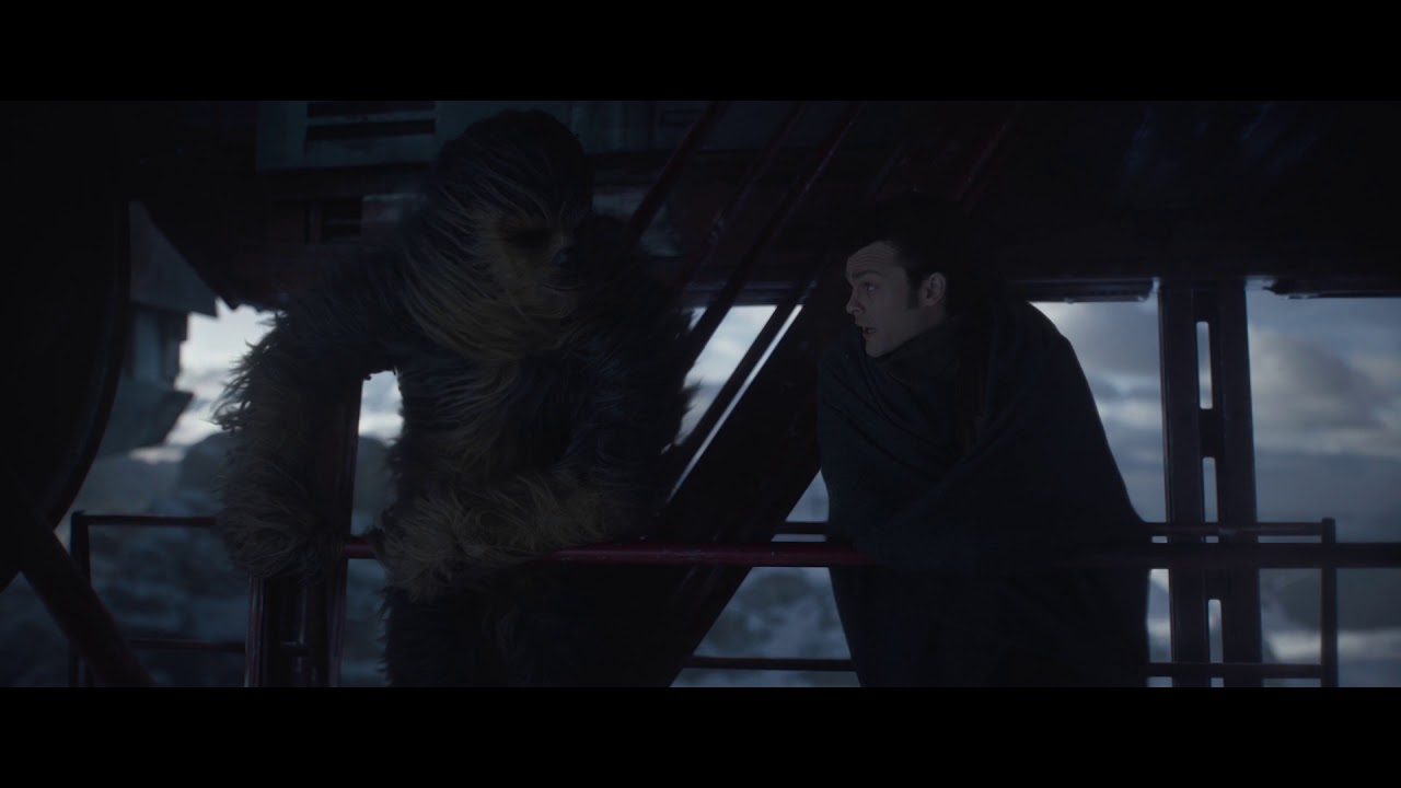 Solo: A Star Wars Story | Han and Chewbacca