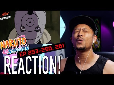 Madara Rinnegan! First Time Watching Naruto Shippuden 253 254 255 256 261 Reaction