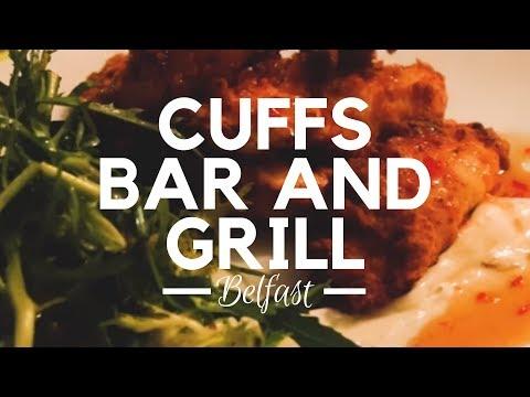 Cuffs Bar and Grill - Crumlin Gaol, Belfast - Great for Lunch in Belfast City, Ireland