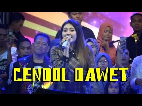 "Via Vallen - Pamer Bojo ""CENDOL DAWET"" LIVE Balai Kota Tegal 30 April 2019"