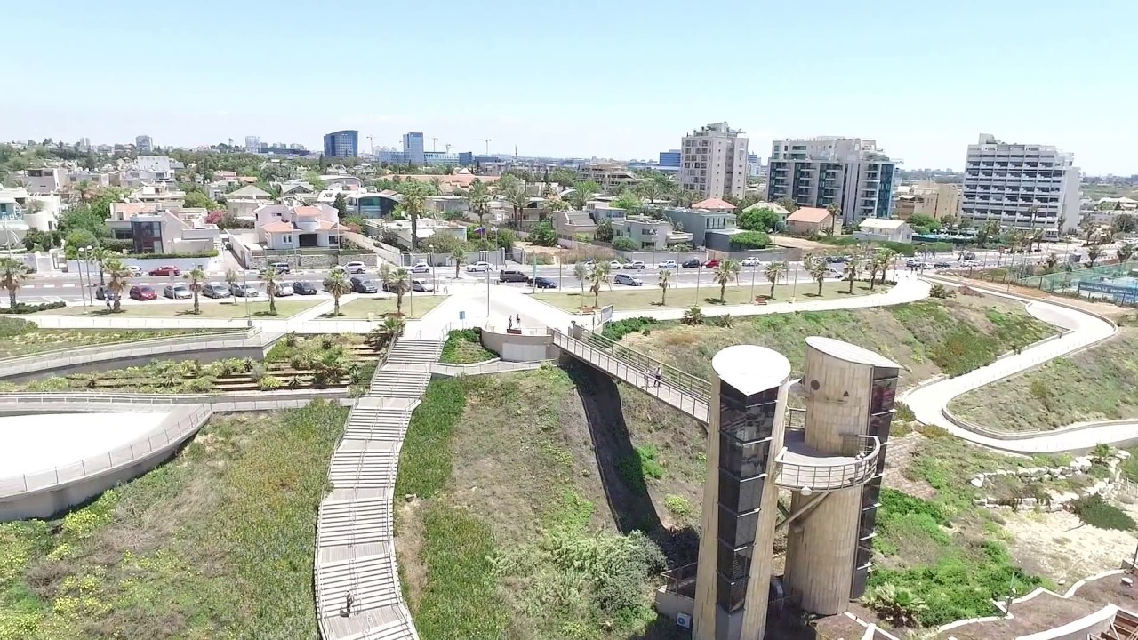 Dji Phantom 3 - Israel Near Herzlia Daniel Hotel by Rc Rc Aviation Travel and sales