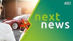 nextnews #85 - BMW Prototyp gesichtet, neue Tesla-Probleme, ID3 ohne Software, nextmove Partnersuche