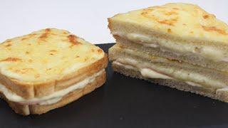 + de 100 años siendo el mejor Sandwich del mundo - Croque Monsieur -