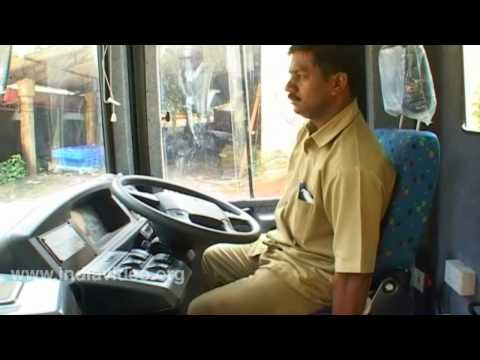 Low - Floor Bus, Trivandrum