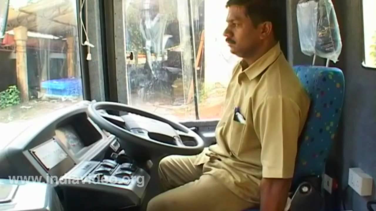 Low Floor Bus Trivandrum Kerala Youtube
