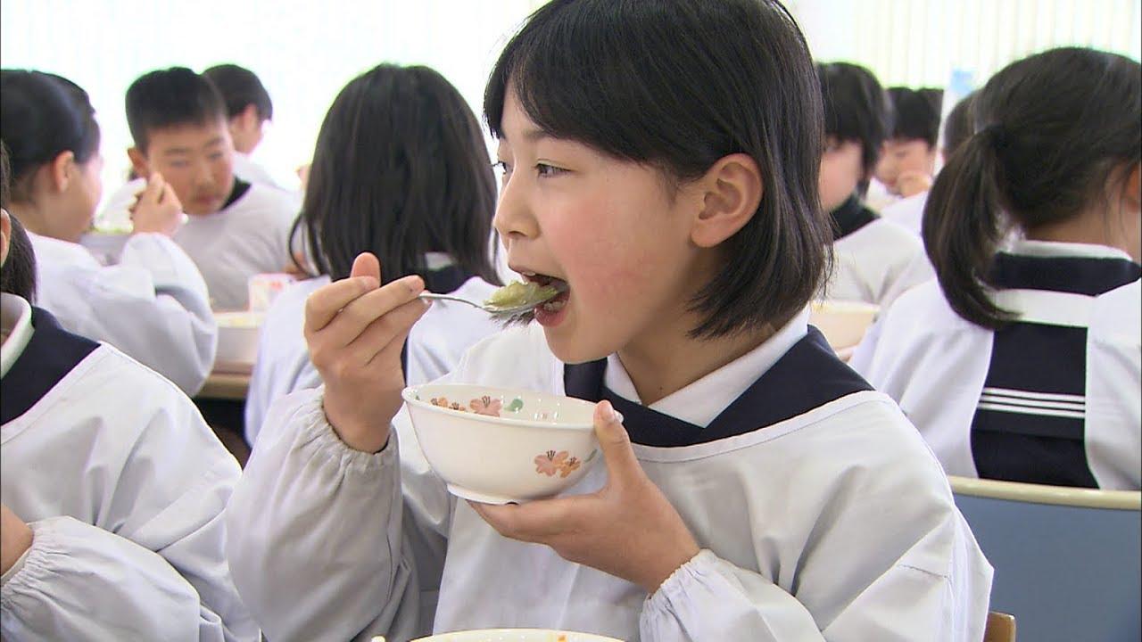 """香川県の小学校でPR """"オリーブ豚..."""