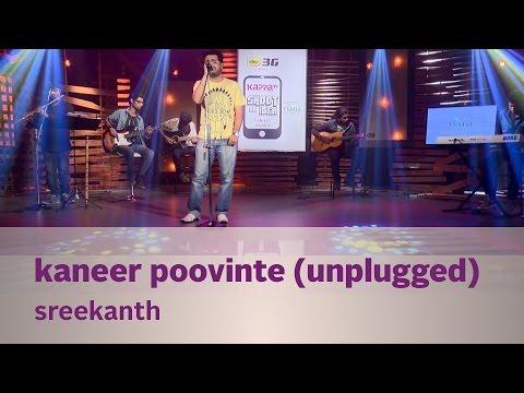 Kanneer Poovinte (Unplugged) - Sreekanth  (Shoot an Idea SOTD) - Kappa TV