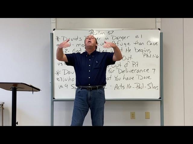 Wednesday Night Bible Study with Bro. Byron 8-4-2021