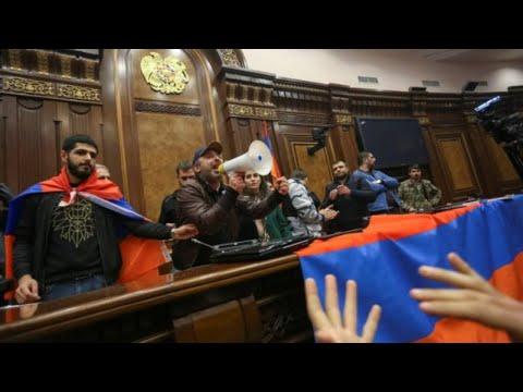 Нагірний Карабах - припинення війни   Час новин: головний випуск дня - 10.11.2020