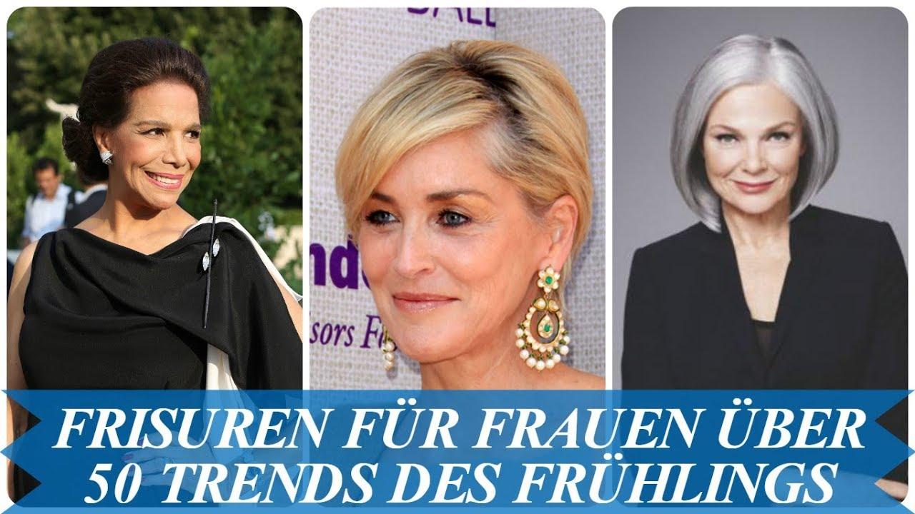 Die Besten 20 Ideen Zu Frisuren Fur Frauen Uber 50 Trends Des Fruhlings 2018