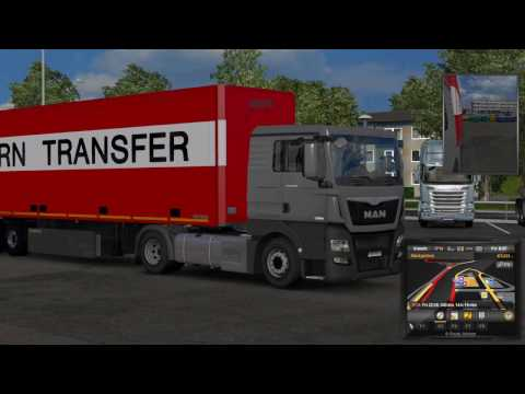Euro Truck Simulator 2 Episode 113 Studio to Helsinki (FIN)
