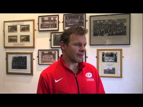 #ImagineChange Moments: Behind The Scenes with Mark McCall