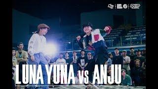 Locking Best16 5 Luna Yuna vs Anju 180304 OBS vol.12 Day3