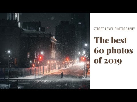 The best 60 photos of 2019 selected by Street Level Photography