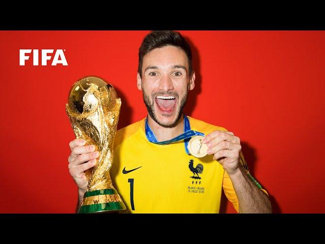 Lloris, Casillas & more! | FIFA World Cup-Winning Goalkeeper Captains
