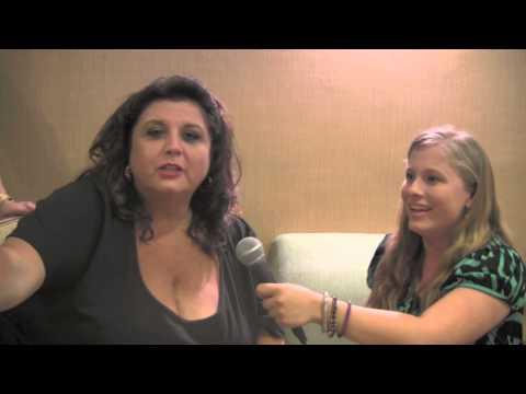 Abby Lee Miller Interview at Legs and Feet Newport Master Class
