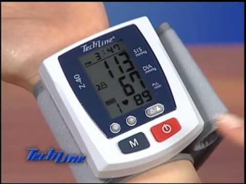 Manual - BioLand 3001 Medidor de pressão