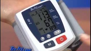 Artérias onde a arterial pressão medem as