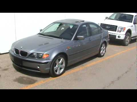 2005 Bmw 325i Mpg Youtube