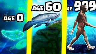 IS THIS THE HIGHEST LEVEL STRONGEST LIFE EVOLUTION EVOLUTION? (9999+ HUMAN LEVEL) l Life on Earth