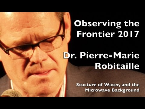 Structure of Liquid Water | Dr. Pierre-Marie Robitaille [OTF2017]