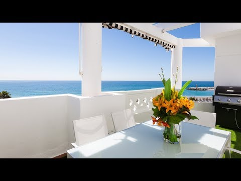 Banus Waterfront Penthouse - Vacation Marbella