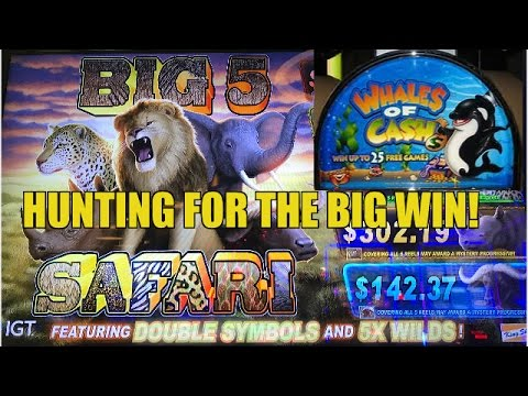 Big 5 Safari Slot Machine