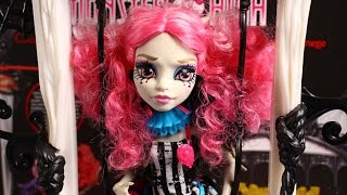 Monster High - Freak du Chic - Circus Scaregrounds / цирк - Mattel - CHW68